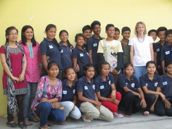 Butwal Access Students